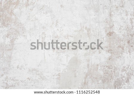 Gray concrete wall with grunge for abstract background. #1116252548