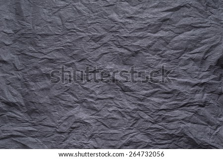 Gray crepe paper background