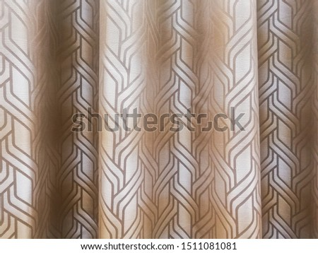 Gray Curtain for background,gray blinds, gray drapery,burlap.