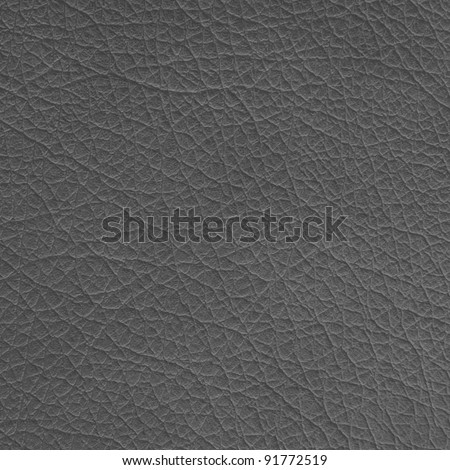 Gray leather texture closeup, useful as background