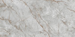 Gray marble with Brown veins. White Brown natural texture of marble. abstract white, gold and yellow marbel. hi gloss texture of marble stone for digital wall tiles design.