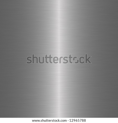 gray metallic brushed background