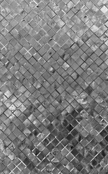 gray mosaic for background