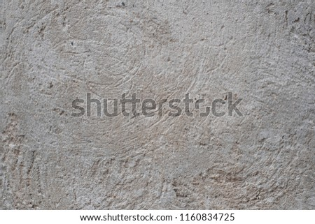 Gray old concrete wall texture for background
