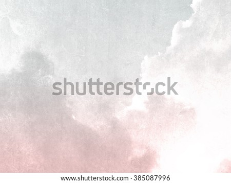 gray pink sky background...