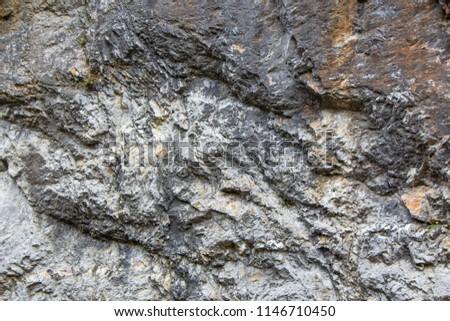 gray rock close-up #1146710450