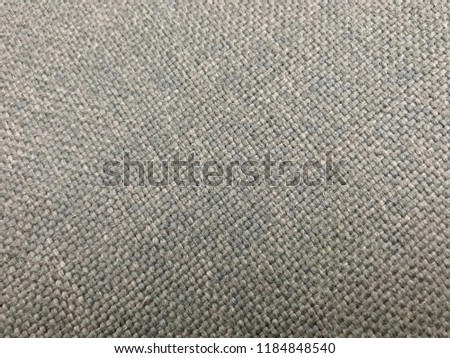 Gray Sofa Cloth Texture Background 1184848540