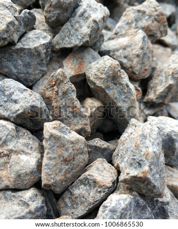 Gray stone for nature wallpaper, construction wallpaper, material wallpaper and calendar wallpaper #1006865530