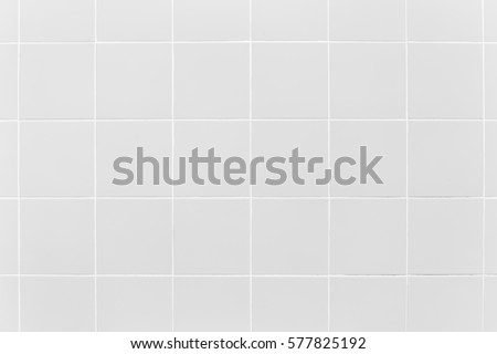 Gray tile floor clean condition with grid line for background.