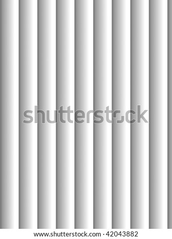 Gray vertical blinds as backdrop or background with sunlight