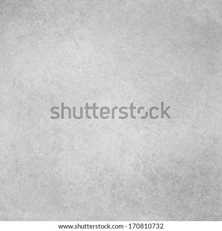 gray white background color silver pale paper, elegant sophisticated background wallpaper design for web or brochure ads, faint detail texture vintage grunge, soft plain solid gray background