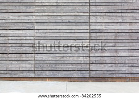 gray wood wall background