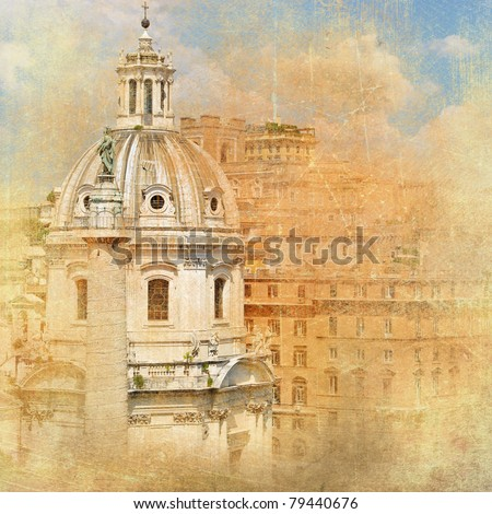 great antique rome   artwork in ...