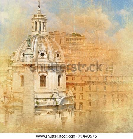 great antique rome   artwork in ...