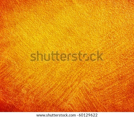 Great background made with a texture of a orange wall