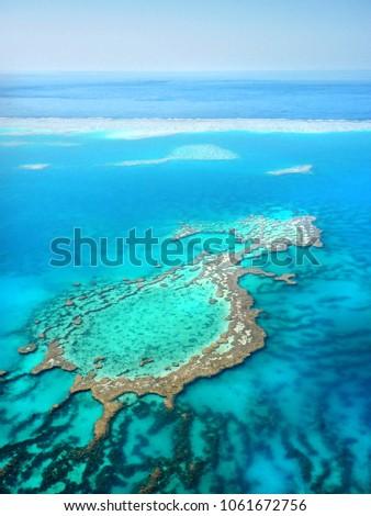 Great barrier reef #1061672756