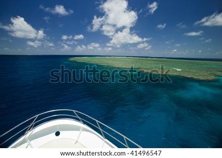 Great Barrier Reef Marine Park Clam Gardens