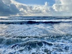 Great Beach of Saint Gilles Croix de Vie- France