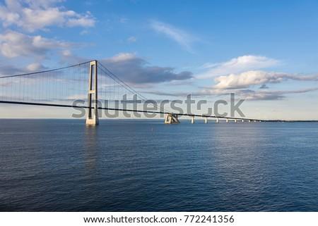 Great Belt bridge #772241356