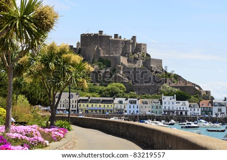 Great Britain, Jersey Island, Gorey