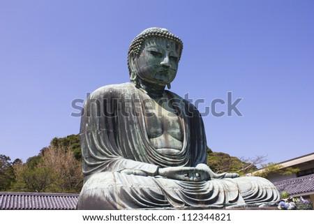 Great Buddha in Kamakura, Japan