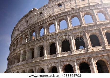 Great colosseum coliseum rome italy ez canvas great colosseum coliseum rome italy publicscrutiny Images