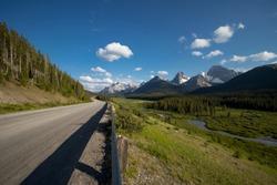 Great Divide Mountain Bike Route, Canmore,Banff,Kananaskis,Alberta,Canada