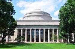 Great Dome of Massachussets Institute of Technology (MIT), Cambridge, Massachusetts MA, USA.