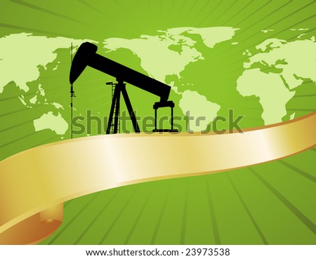 Great for reports on green oil production or environmentally friendly fuel practices.