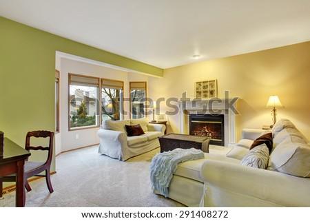 Great half bathroom with hardwood floor. #291408272