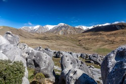 Great landsacpe of Arthur pass,Newzealand