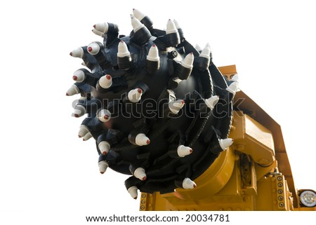 Great mining drill bit of coal digger