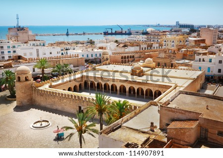Great Mosque in Sousse