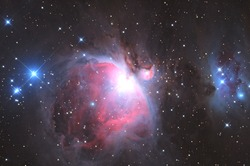 Great Nebula in Orion, M42