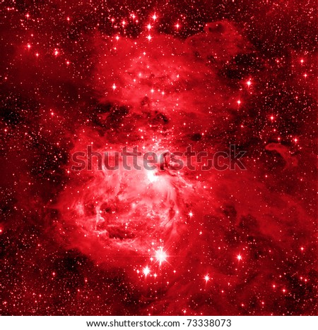 Great Orion Nebulae