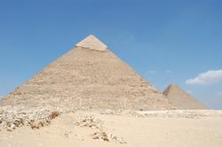 Great Pyramid of Giza - Cairo - Egypt
