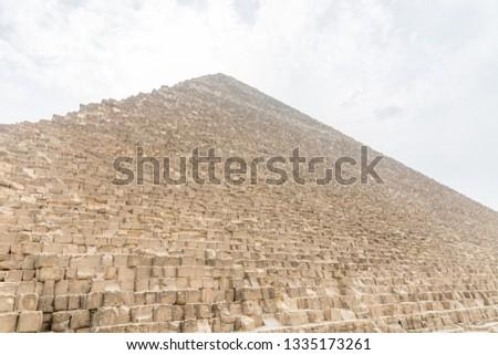 Great pyramids in Giza #1335173261