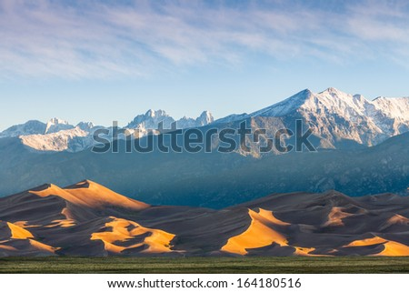 Great Sand Dunes National Park #164180516