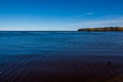 Great Slave Lake in the Northwest Territories of Canada