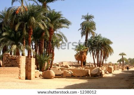 Great Temle of Amun, Karnak, Luxor, Egypt