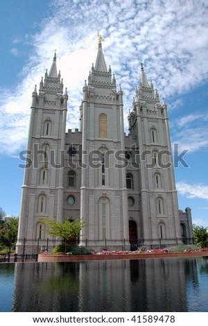 Great Temple in Salt Lake City