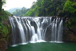 Great waterfall
