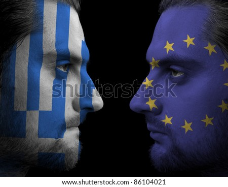 Greece Against Europe.