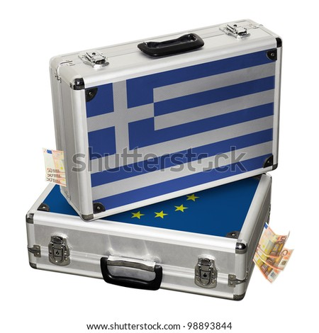 Greece financial crisis. Financial assistance.