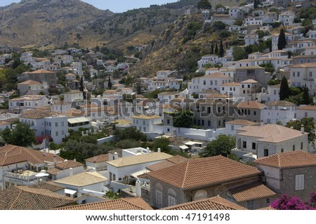 Greece, island of Hydra