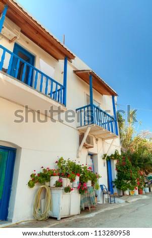 Greek architecture on Crete