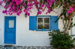 Greek House Antiparos Island