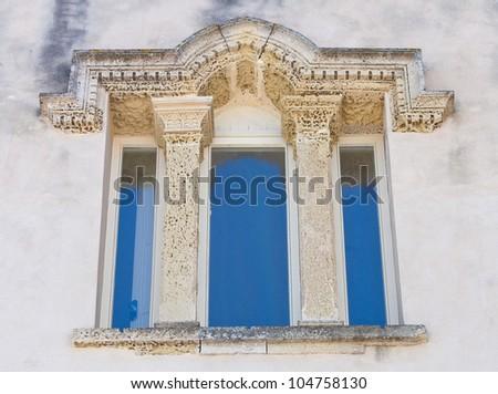 Greek House. Otranto. Puglia. Italy.