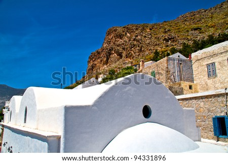 Greek tradition architecture