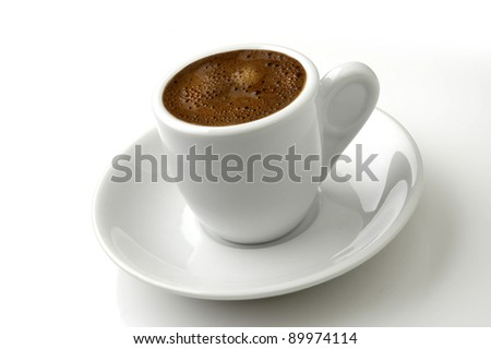 greek turkish coffee